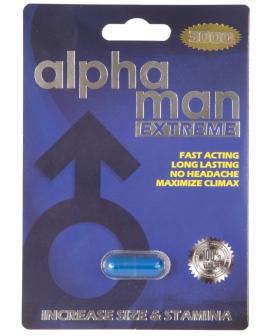 Alpha Man 3000 - 1 Capsule Blister