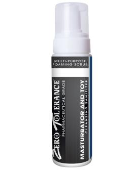 Zero Tolerance Foaming Masturbator Cleanser & Sanitizer - 8 oz