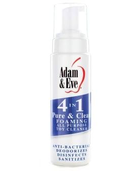 Adam & Eve 4 In 1 Pure & Clean Misting Cleaner - 8oz