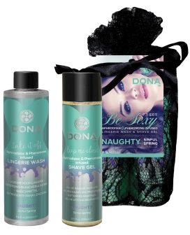 Dona Be Sexy Gift Set - Naughty