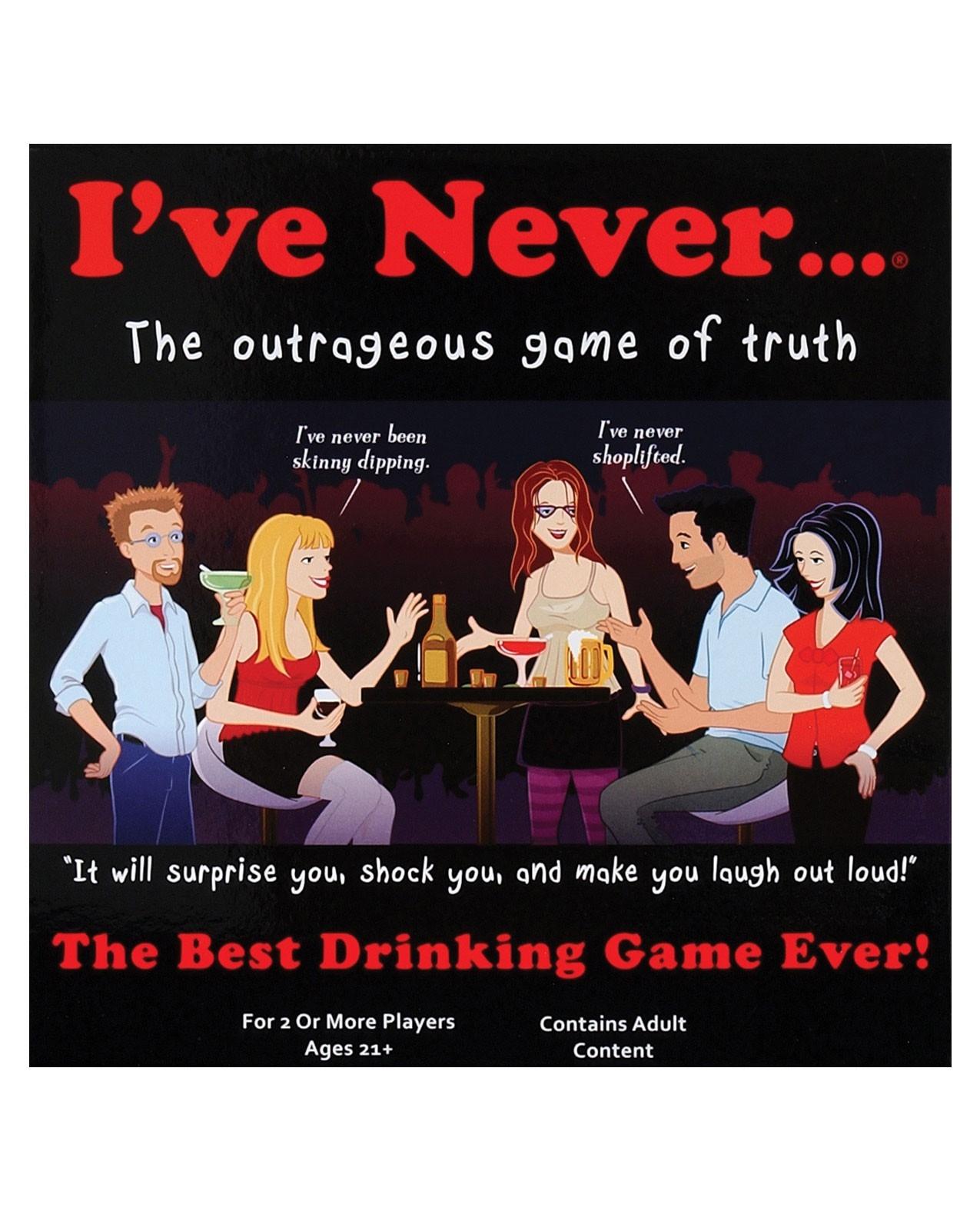I've Never... Drinking Game