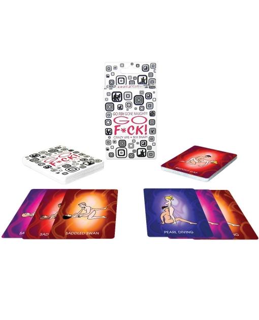 Go Fck Card Game