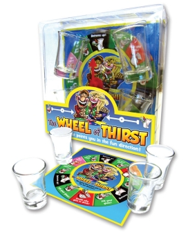 The Wheel of Thirst Game