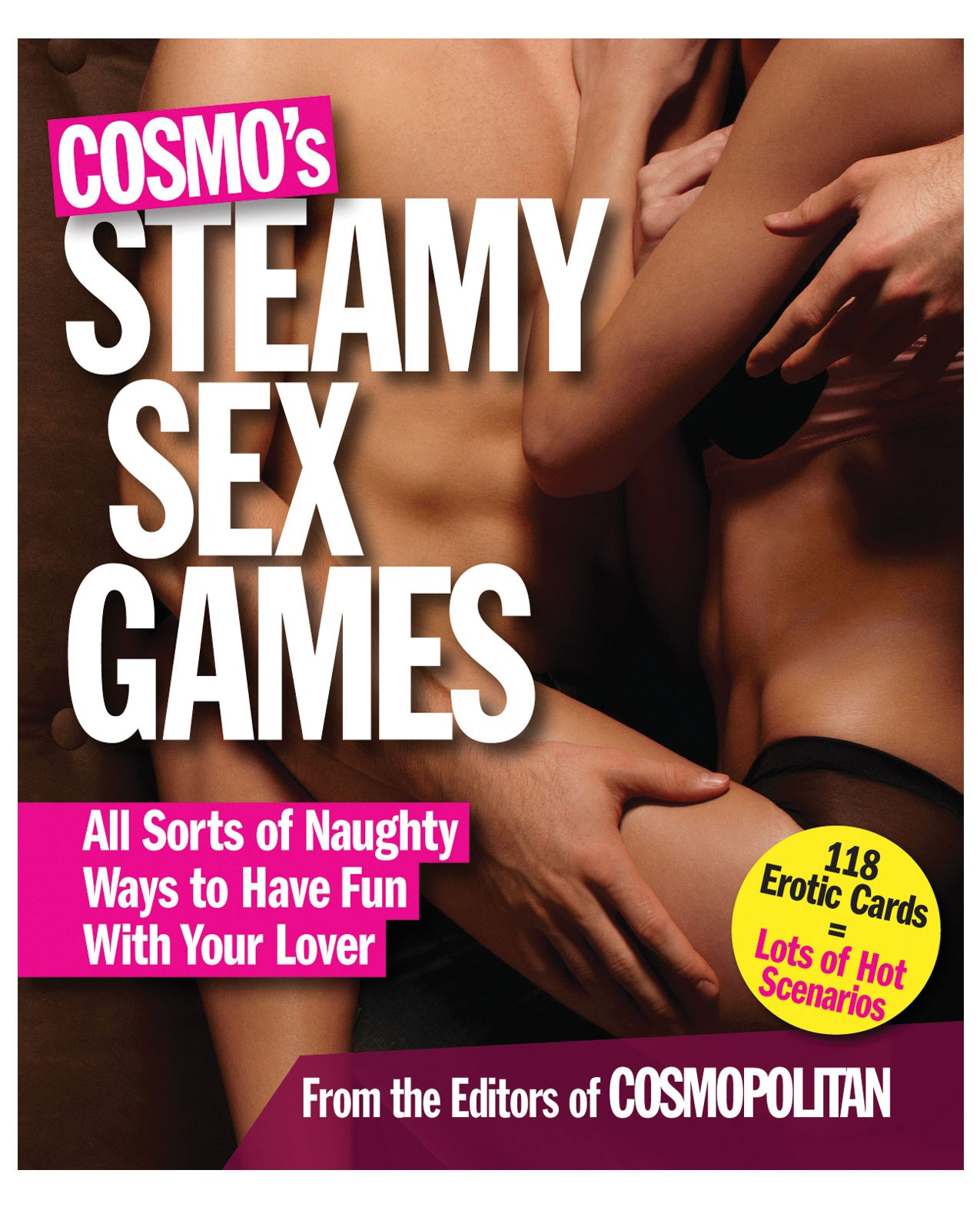10 Naughty Sex Games for Couples to Feel Horny Again!