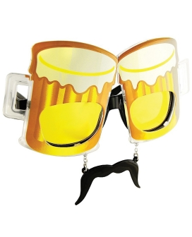 Sun Staches Beer
