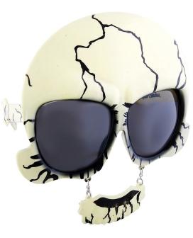 Sun Staches Skull