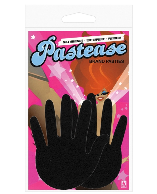 Pastease Black Hands O/S