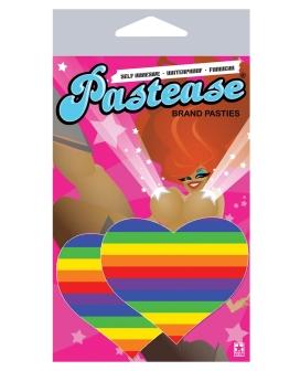 Pastease Rainbow Heart