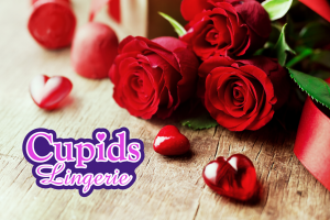 Shop Cupids this Valentine's Day!