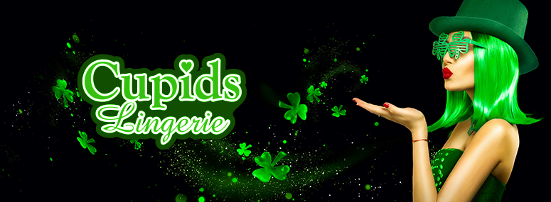 Cupid's Lingerie - St Patricks Day