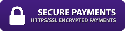 Payments processed via secure HTTPS/SSL encryption for your protection!