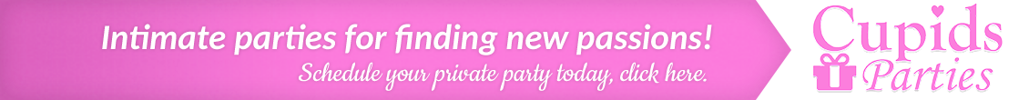 Schedule a private fun party with Cupid's Parties today! Intimate parties for finding new passions!