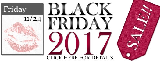 Check out our Black Friday 2017 specials!