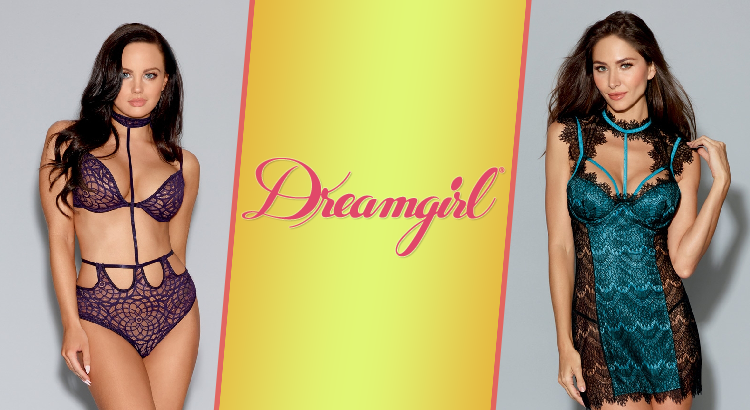 Shop Dreamgirl Lingerie
